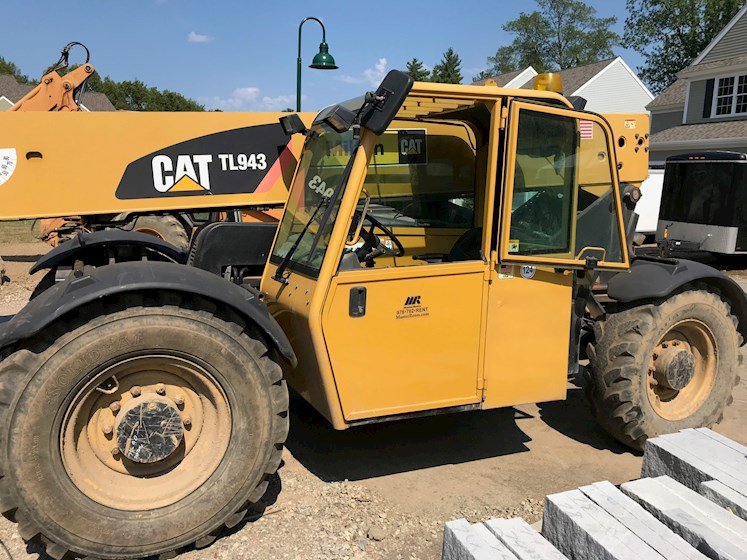 2008 Caterpillar TL943 - Caterpillar Specialized Lifting & Moving Equipment