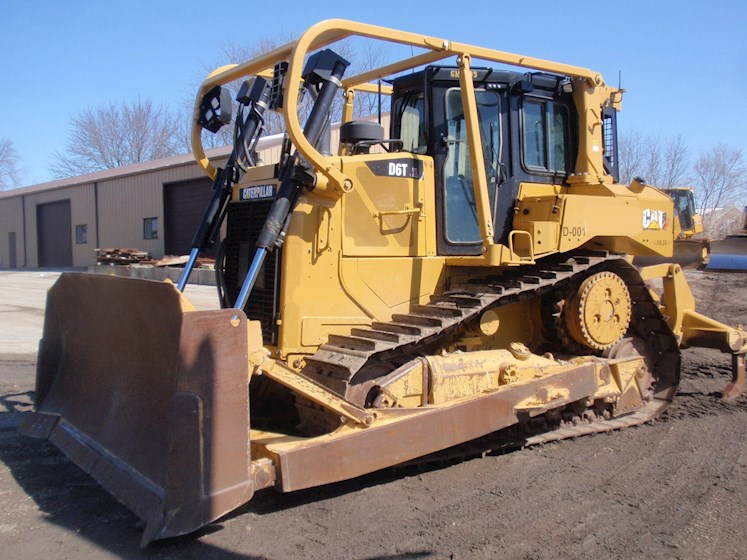 cat d6t xl gallery