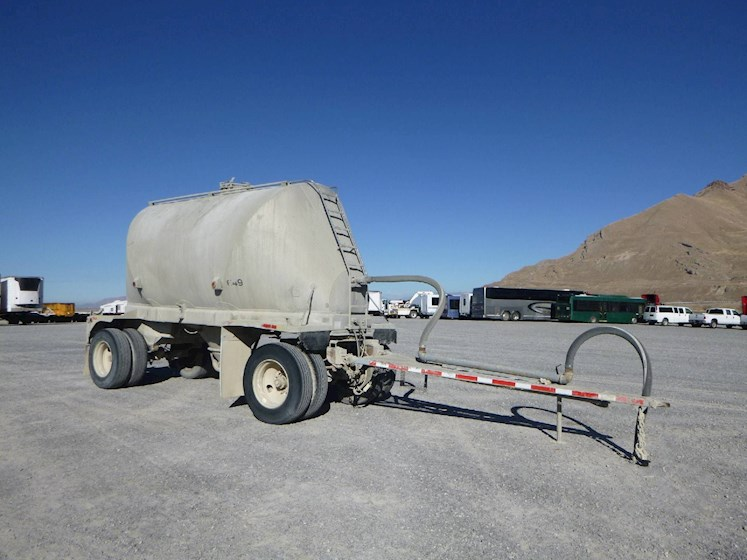 1964 Clough 450 CF Pup Trailer 2736 - Clough Trailers