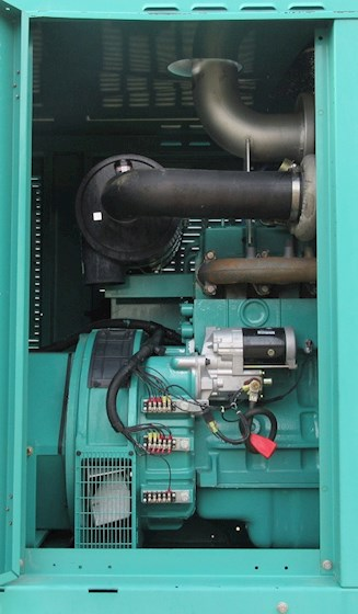 2000 Cummins 6CTA8.3-G2 - Cummins Generators