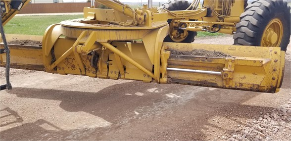 2007 Caterpillar 143H VHP PLUS - Caterpillar Graders & Scrapers