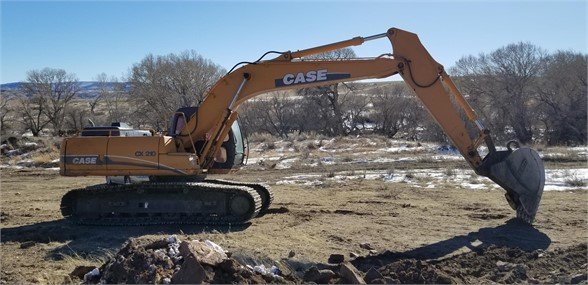 2006 CASE CX210 - CASE Excavators
