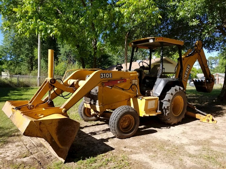 1999 DEERE 310E - DEERE Loader Backhoes
