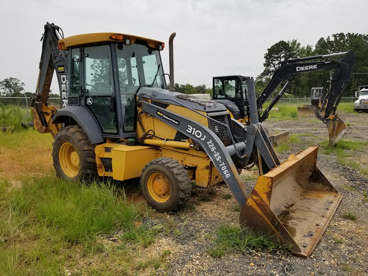 2007 DEERE 310J - DEERE Loader Backhoes