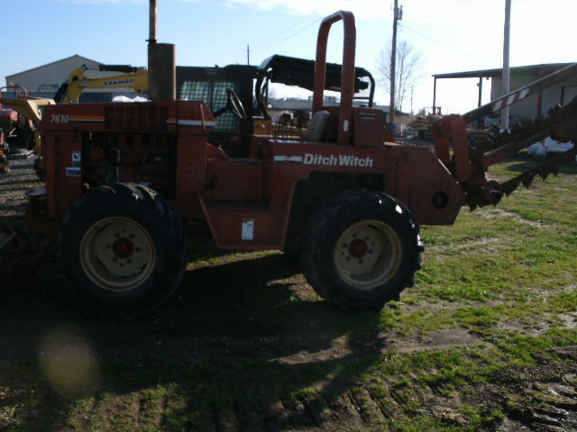 1997 Ditch Witch 7610 - Ditch Witch Other Construction Equipment