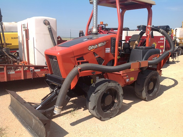 Ditch Witch RT 80T4 - Ditch Witch Other Construction Equipment