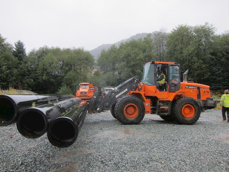 2012 Doosan DL200TC - Doosan Loaders