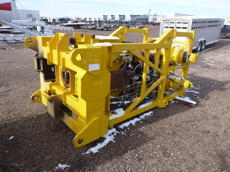 FDS NJ120K Coil Tubing Machine 2690 - FDS Tunnel & Mining