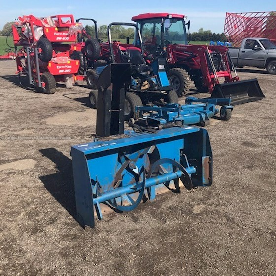 1994 Ford CM272 - Ford Other Farming Equipment