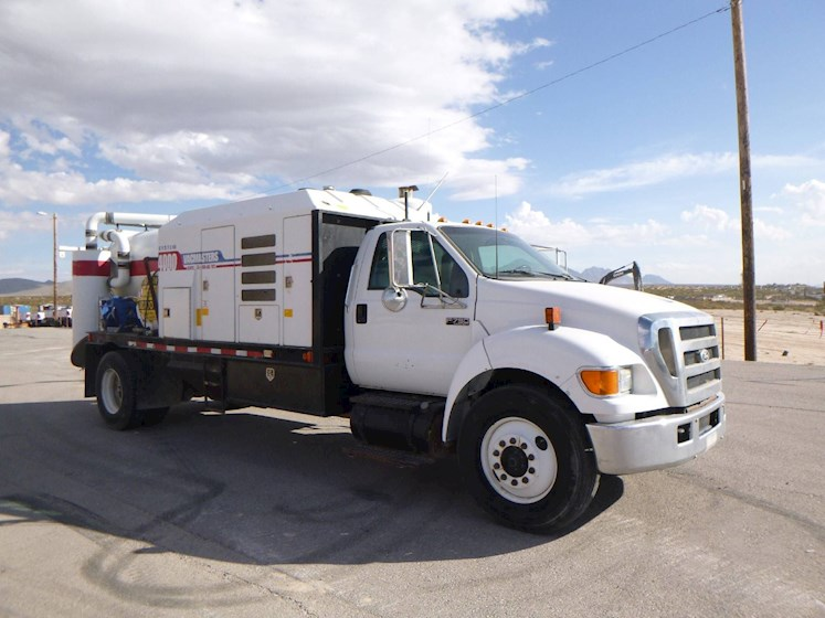 2005 Ford F750 Vacuum Truck 2726 - Ford Other Trucks & Trailers