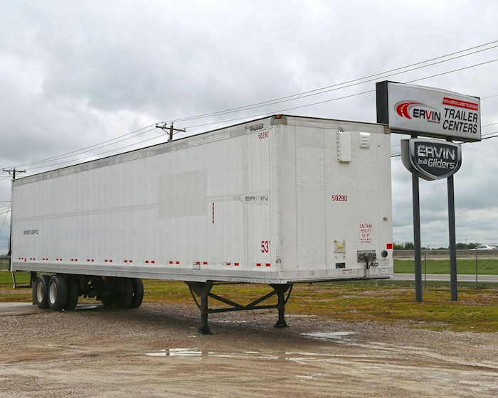 2007 Great Dane Sheet and Post/Plastic Lined - Great Dane Trailers