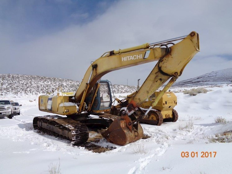 1994 Hitachi EX200 - Hitachi Excavators