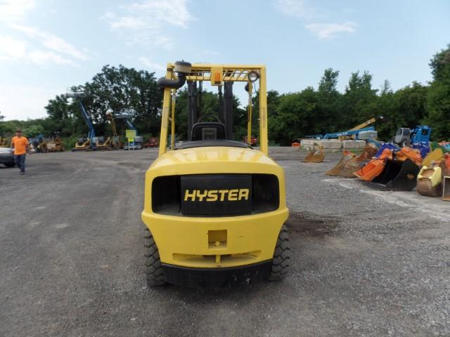 2002 Hyster H120XM - Hyster Forklifts