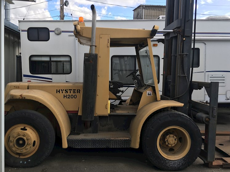 1986 Hyster H200HS - Hyster Forklifts