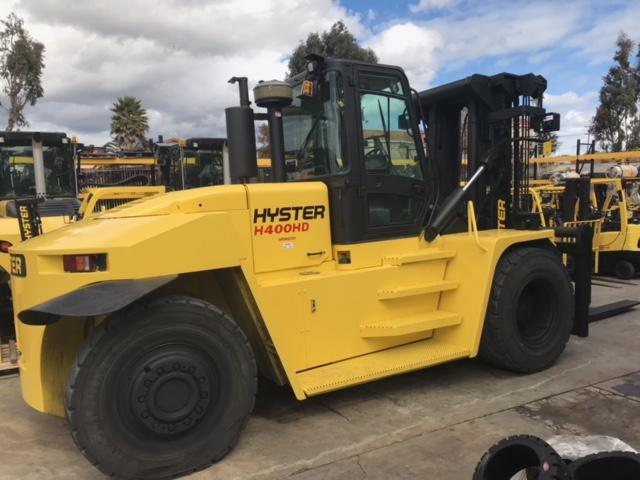 2011 Hyster H400HD - Hyster Forklifts