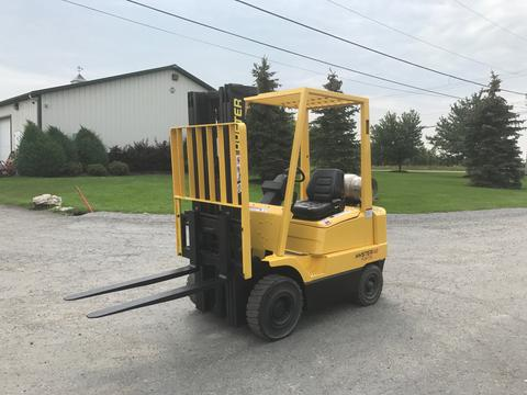 2003 Hyster H40XM - Hyster Forklifts