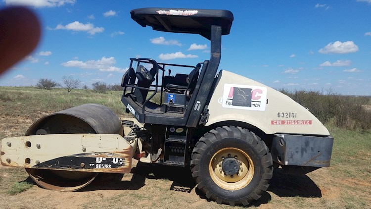 2006 Ingersoll-Rand SD70D - Ingersoll-Rand Aggregate Equipment