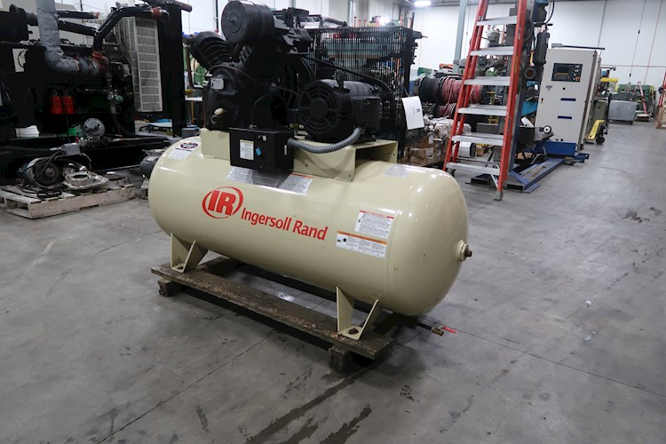 Ingersoll-Rand 2545 - Ingersoll-Rand Air Compressors