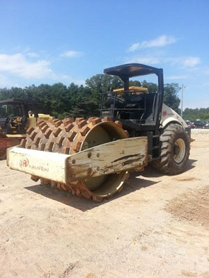 2007 Ingersoll-Rand SD100F - Ingersoll-Rand Compactors