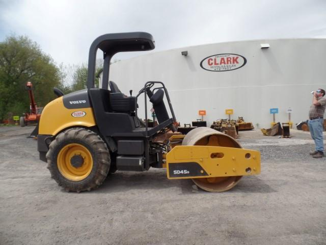 2005 Ingersoll-Rand SD45D - Ingersoll-Rand Compactors
