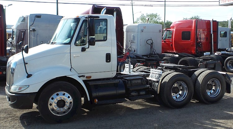 2007 International 8600 - International Freight Trucks