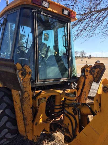 1995 JCB 214 - JCB Loader Backhoes