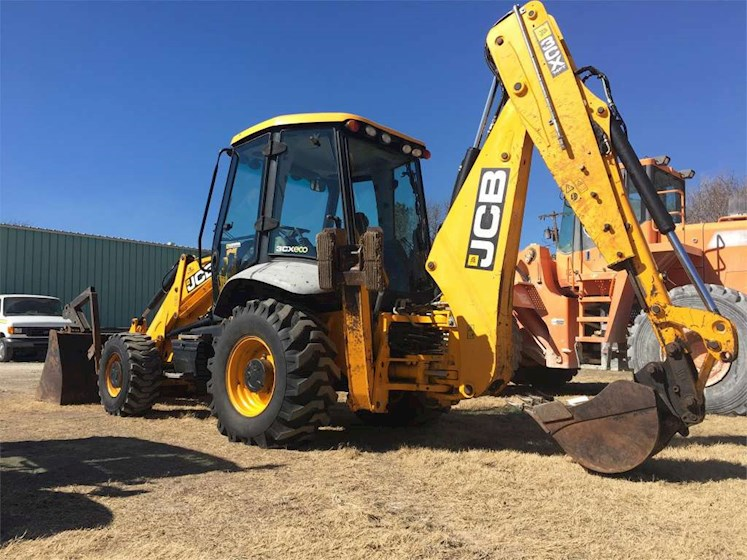 2012 JCB 3CX 14 - JCB Loader Backhoes