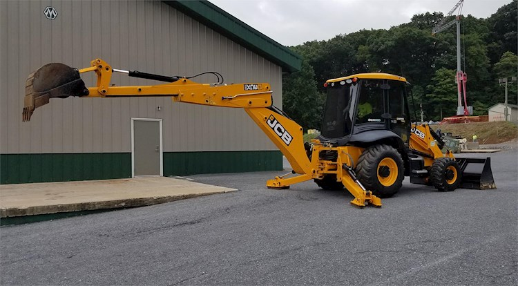 2014 JCB 3CX14 - JCB Loader Backhoes