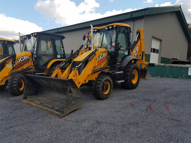 2015 JCB 3CX14 - JCB Loader Backhoes