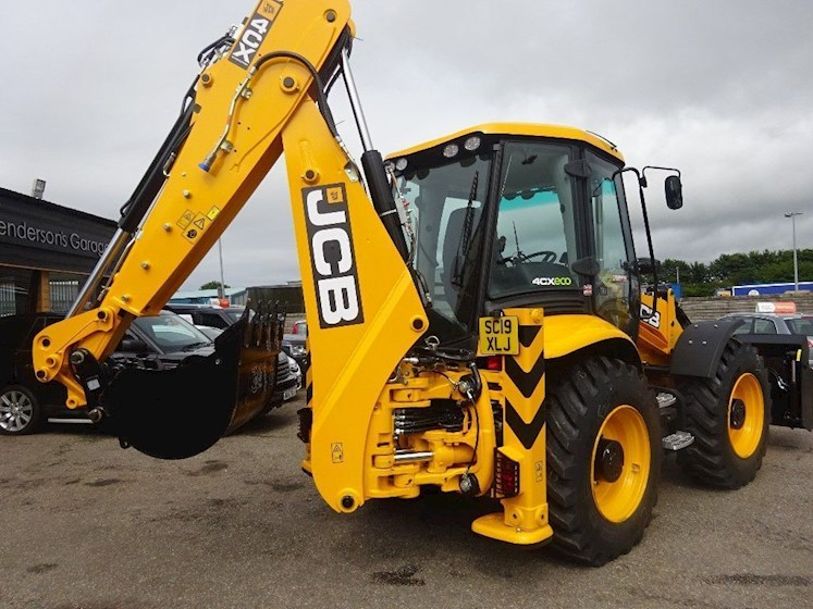 JCB JCB 4CX FOR HIRE - JCB Loader Backhoes