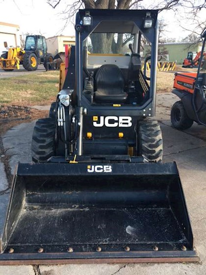 2014 JCB 155 - JCB Loaders