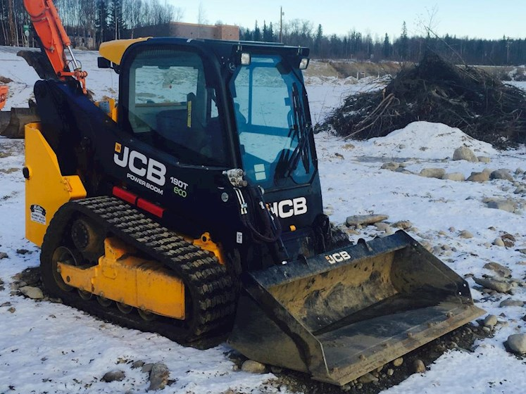2015 JCB 190T - JCB Loaders