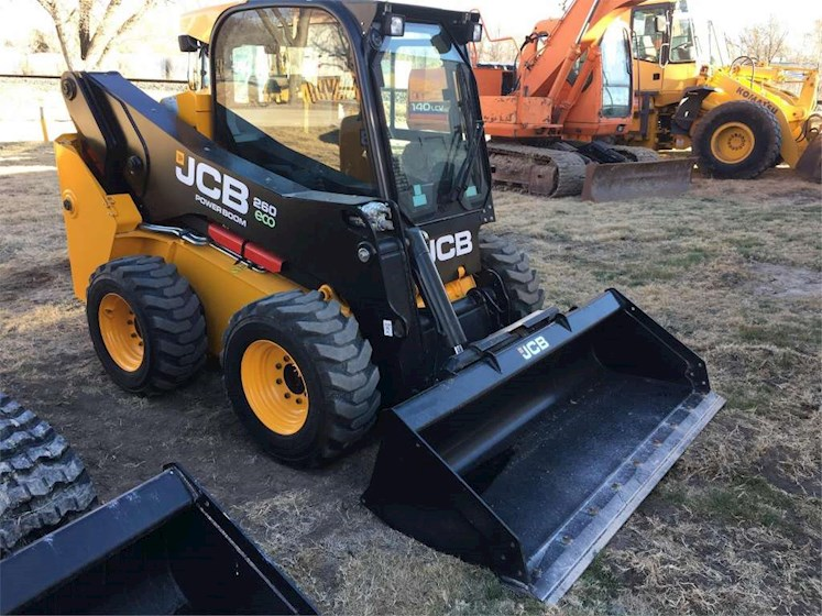 2014 JCB 260 - JCB Loaders