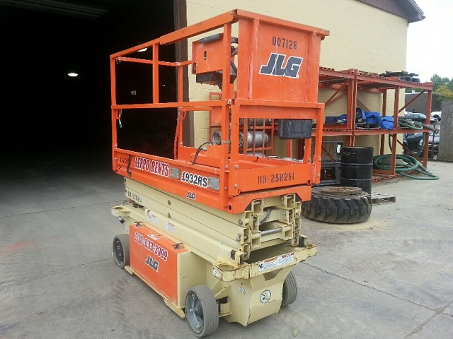 2012 JLG JLG_1932RS - JLG Aerial Work Platforms