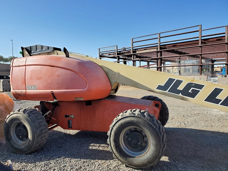 2003 JLG 600S 4x4 Boom Lift (2671) - JLG Boom Lifts