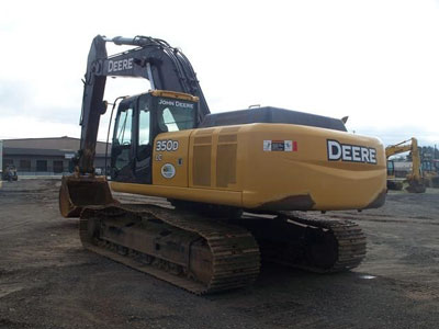 2010 John Deere 350D LC for sale $120,000 | Machinery