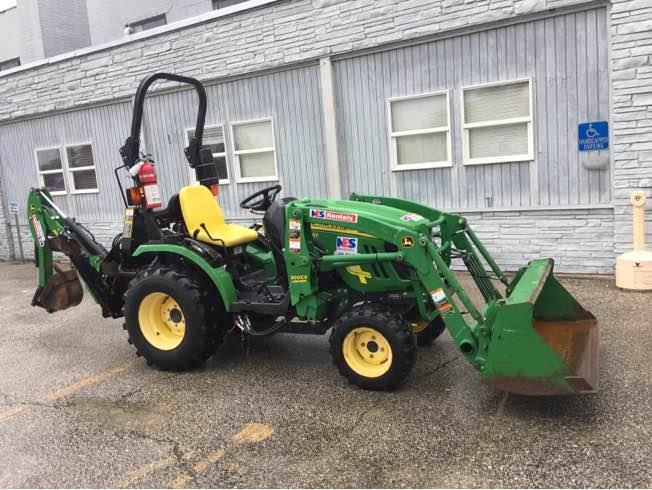 2011 john deere 2320 for sale 11 886 machinery. Black Bedroom Furniture Sets. Home Design Ideas