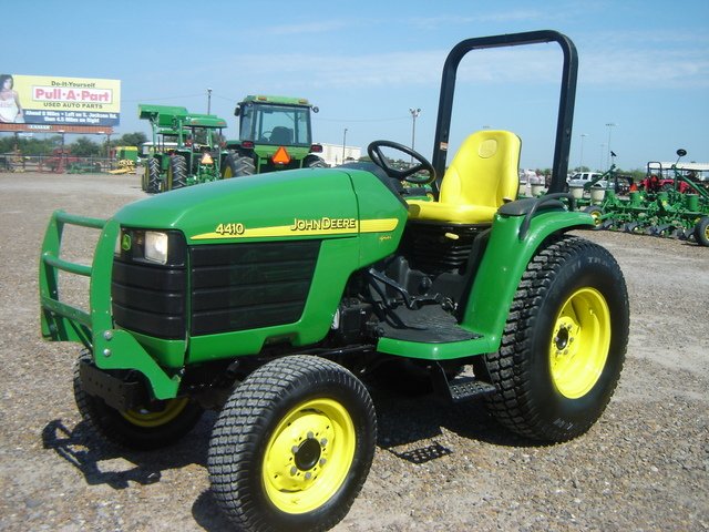John Deere 4410 For Sale  10 900
