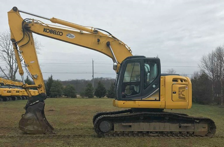 2013 Kobelco 260SR for sale | Machinery Marketplace | 0B16A79F