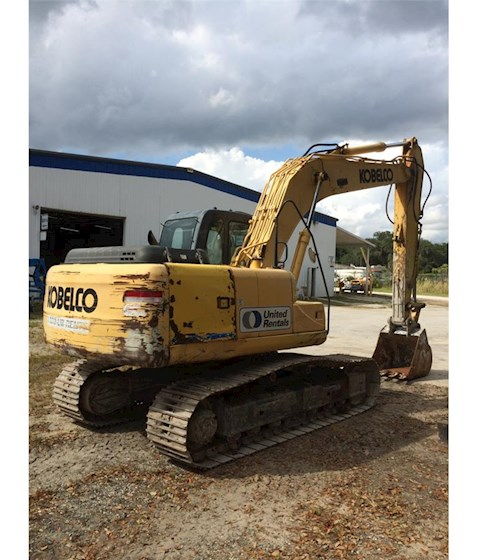 2009 Kobelco SK170LC for sale $57,331 | Machinery Marketplace | DC44A422