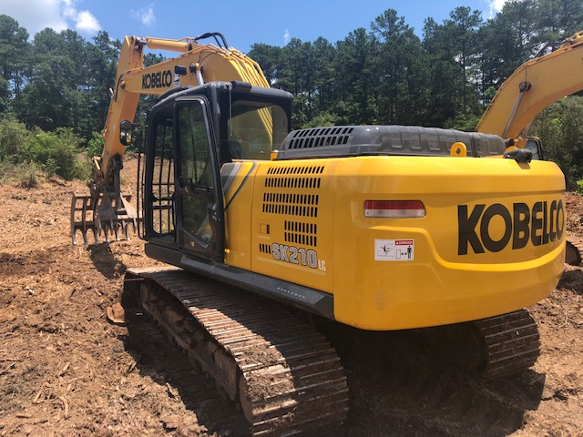 2018 Kobelco SK210-10 for sale | Machinery Marketplace