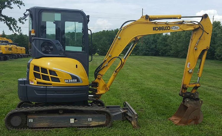 2013 Kobelco SK35SR for sale | Machinery Marketplace | 3AF45930