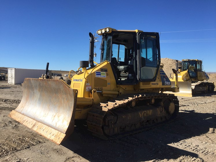 Bulldozers For Sale >> 2014 Komatsu D51ex 22 For Sale 133 000 Machinery Marketplace