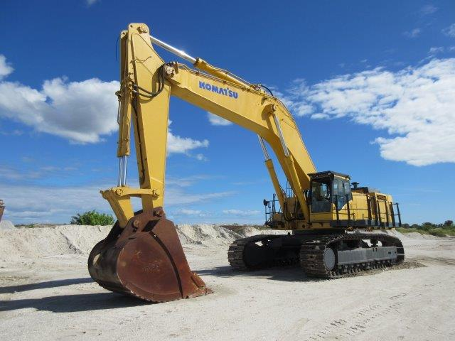 2006 komatsu pc1250 lc7 for sale 675000 machinery