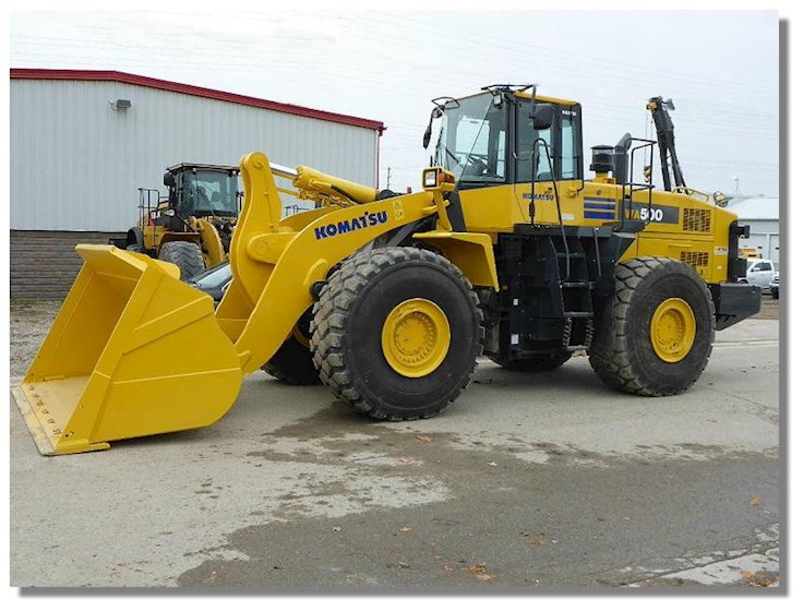 2008 Komatsu Wa500 6 For Sale 195 000 Machinery