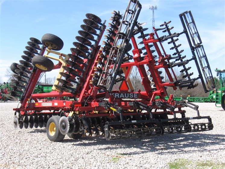 2011 Kuhn Krause 8000-30 - Kuhn Krause Disc, Tine & Tillage