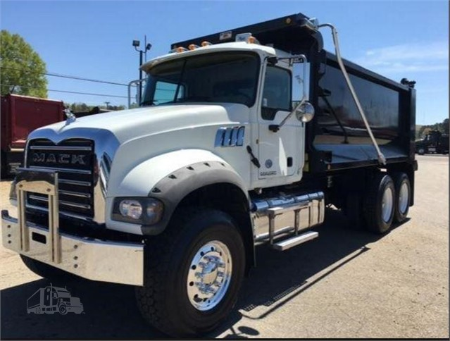 2015 Mack GRANITE GU713 - Mack Dump Trucks