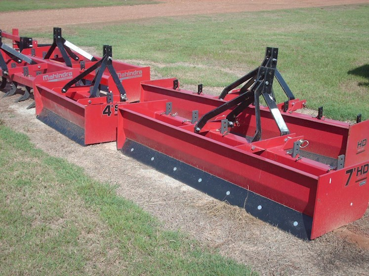 Mahindra BOX BLADES - Mahindra Other Farming Equipment