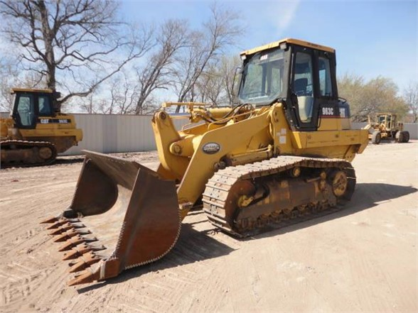 2001 Caterpillar 963C - Caterpillar Loaders