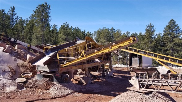 1995 Roadrunner 5x12 - Roadrunner Aggregate Equipment
